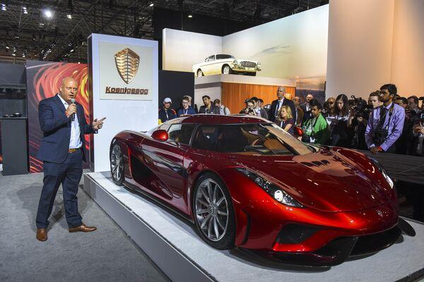 Koenigsegg Regera: Specs, Price, Video, Photos, Supercar Debut ...