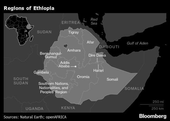 Sudan Accuses Ethiopia of Incursion, Escalating Land Dispute