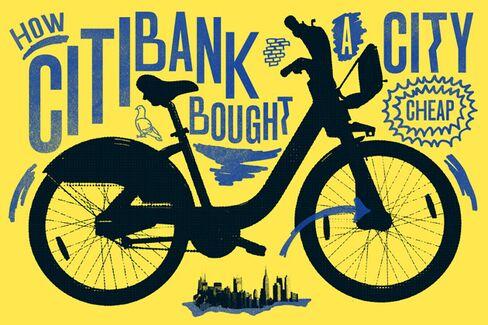 Citi Bike: Citibank's New York Marketing Coup