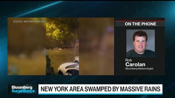 NYC Region Reels on Damage, Deaths, Transit Tie-Ups: Ida Update