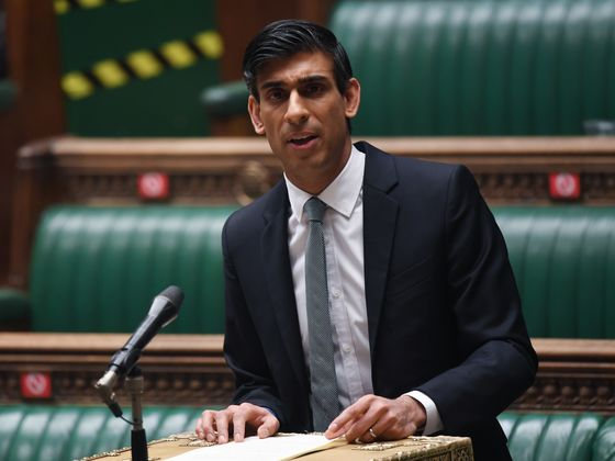 Sunak Delays U.K. Fiscal Squeeze Until Year Before Next Election
