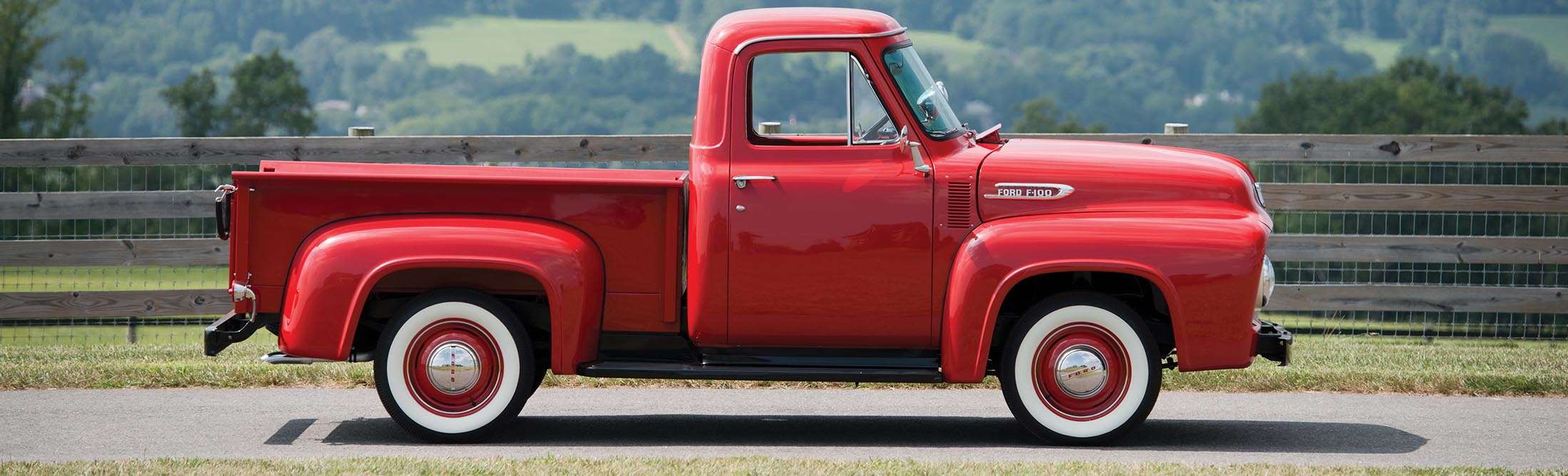 Why Nows The Time To Invest In A Vintage Ford Pickup Truck Bloomberg 1955 F100 Pick Up For Sale