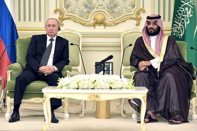 SAUDI-RUSSIA-DIPLOMACY