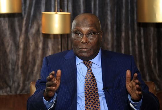 Nigeria Opposition Leader Calls Top Judge Suspension Illegal