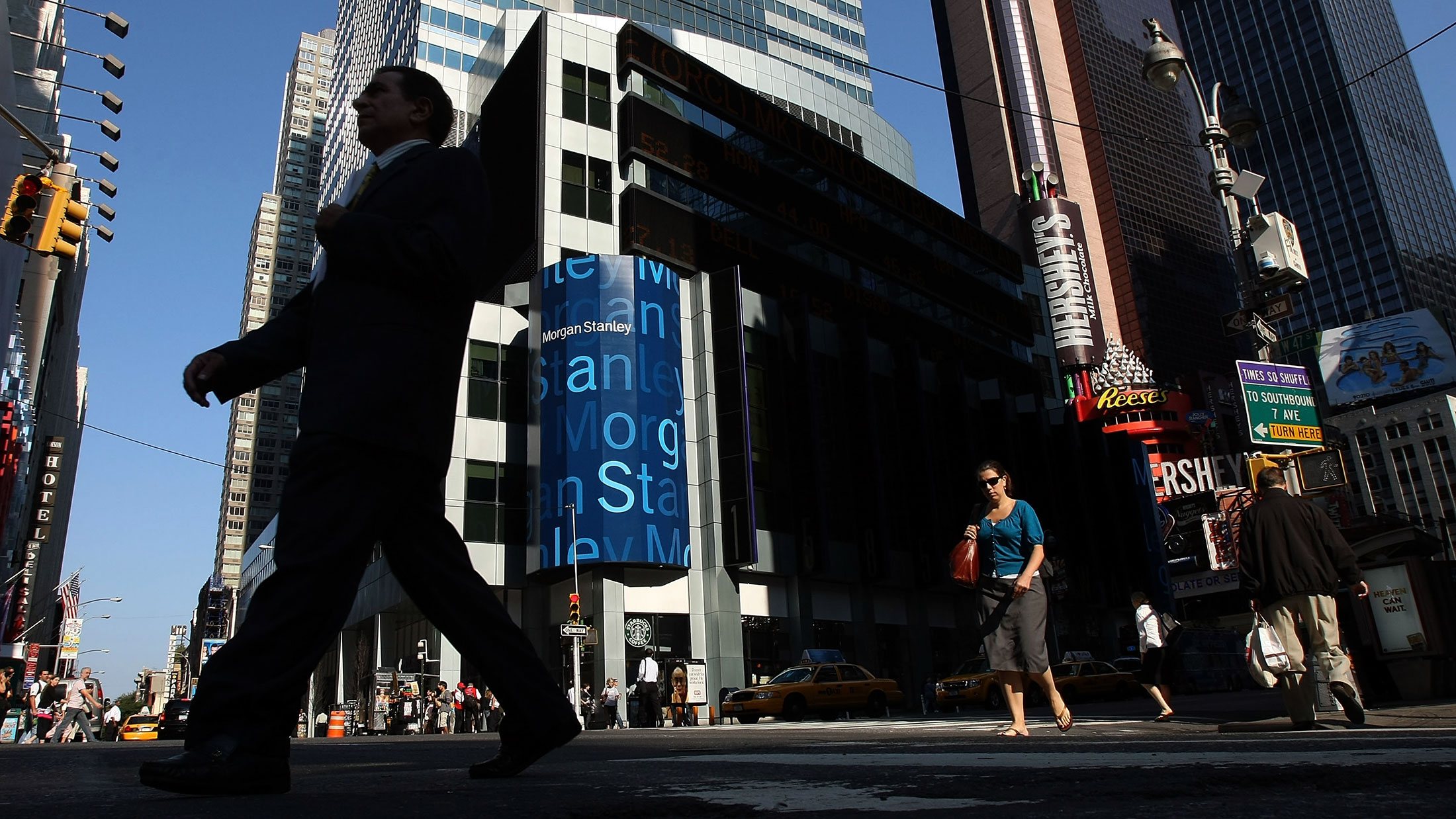 Morgan Stanley Must Resubmit Capital Plan In Fed Stress
