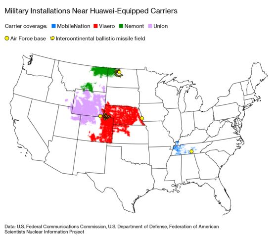 Wireless Providers Serving Rural America Have a Huawei Problem