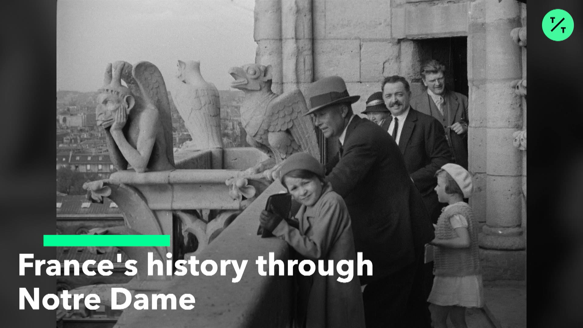 France's history through Notre Dame
