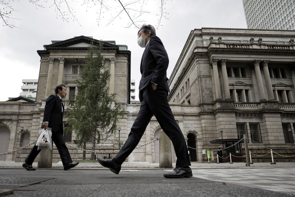 BOJ Outlook Crashes Down to Earth With More Realistic Forecasts