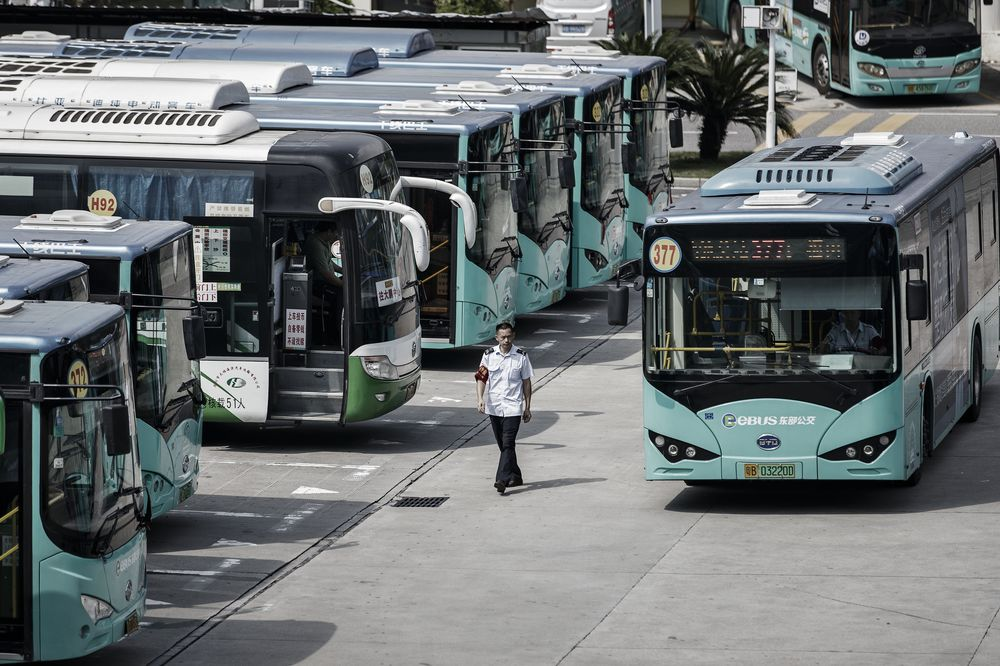 China Goes All In on the Transit Revolution