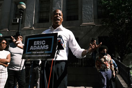 Adams Uses NYC Mayoral Edge to Cast Himself as National Leader