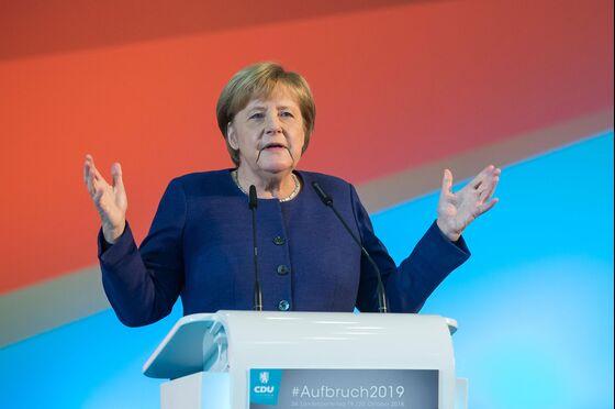 Merkel Leads European Call forFull Facts on Khashoggi's Death