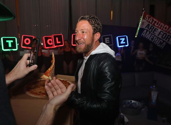 Barstool Sports' Dave Portnoy Wants to Sell You Hot Wings