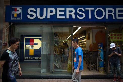 Hong Kong Rents Hinder Li Effort to Unload Grocery Chain