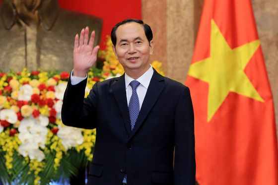 Vietnamese President, Who Supported Closer U.S. Ties, Dies at 61