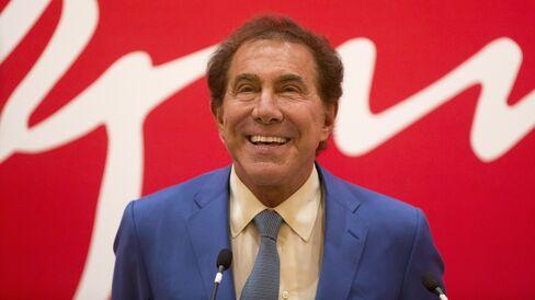 Wynn Resorts CEO Steve Wynn