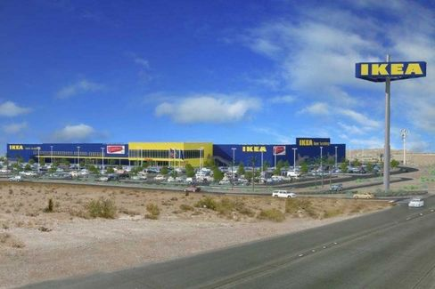 Ikea Wants to Bring Swedish Meatballs to the Las Vegas Desert