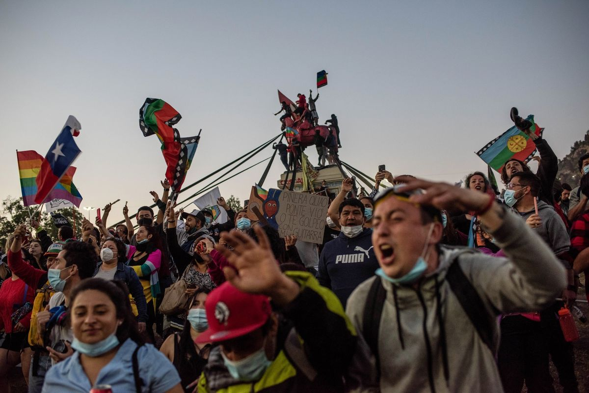 Chile Investors Brace for Debate Over New Constitution