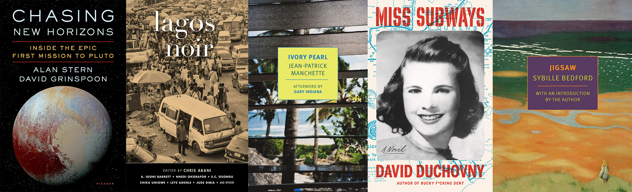 The Darkest Summer Reading List for Those Bright, Beachy Days