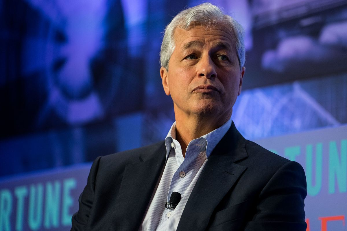 Dimon: 'I'm Not Going to Talk About Bitcoin Anymore'