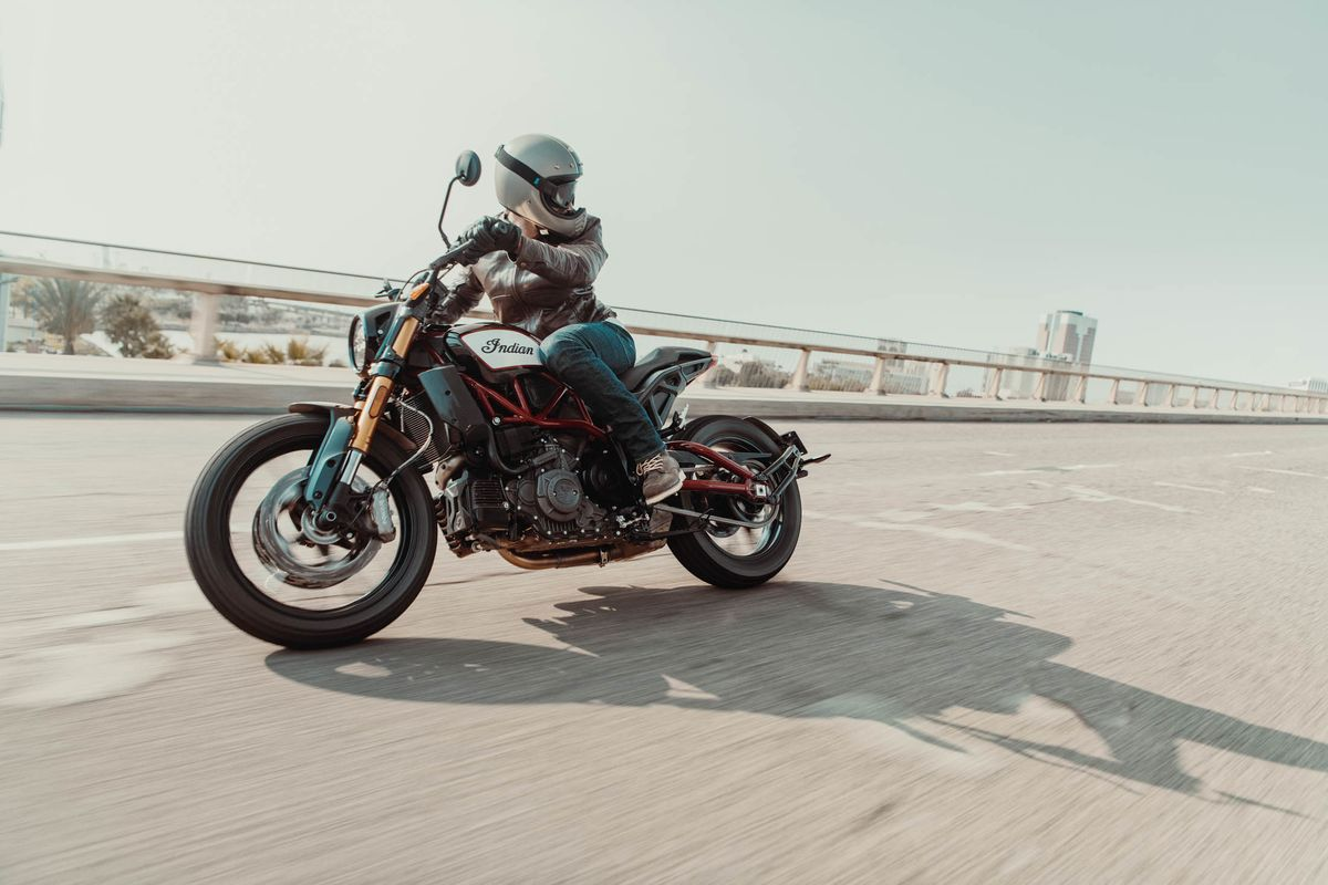 """Everyone Loves That Bike!"" The Allure of the Indian FTR 1200 S Motorcycle"