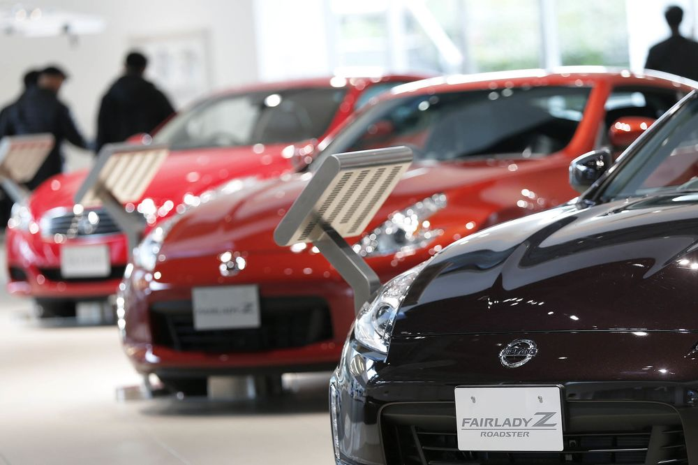 Nissan Predicts It Will Sell Record 1 Million Autos In China Bloomberg