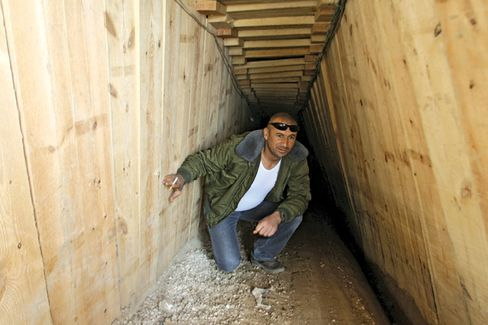 Twilight of Gaza's Smuggling Tunnel Millionaires