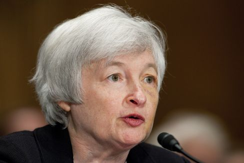 Federal Reserve Vice Chairman Janet Yellen