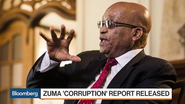 Zuma Crisis Deepens as Court Orders Release of Graft Report