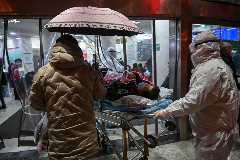 China Coronavirus Death Toll Rises to at Least 54: CCTV - Bloomberg