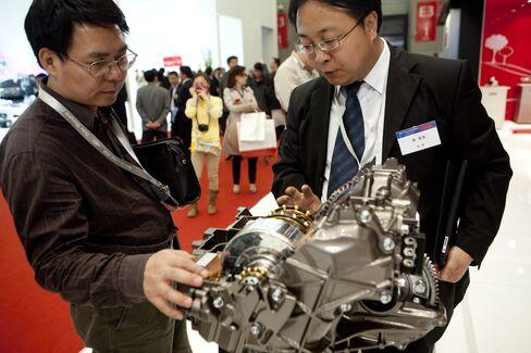 Japan Auto-Parts Makers