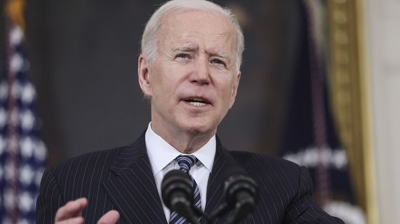 Biden Budget Request Revives Big Government With Higher Taxes
