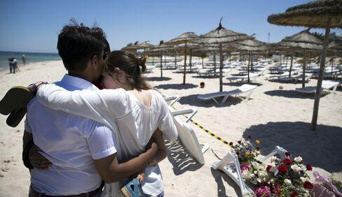Shooting Attack at Tunisian Resort