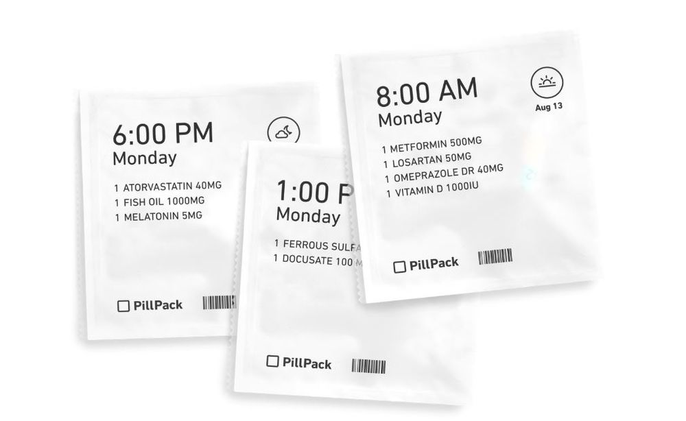 Pillpack Competitors