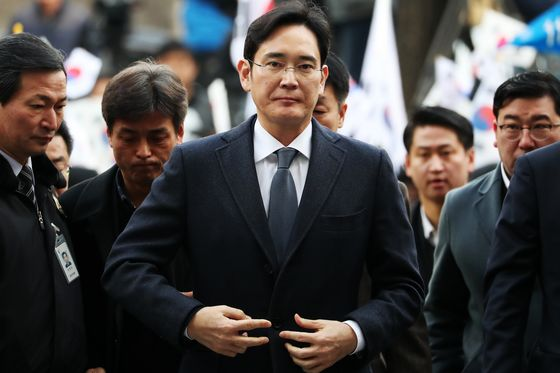 Samsung Family's $4 Billion Tax Strategy Dragged Into Spotlight