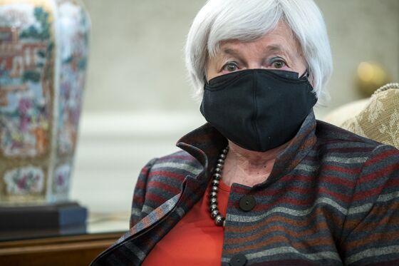 Yellen to Meet Financial Regulators Thursday on Market Tumult