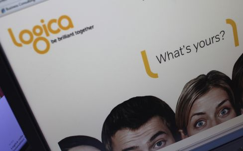 CGI Agrees to Buy Logica for 1.7 Billion Pounds in Cash