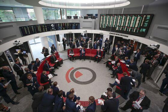 London Metal Exchange to Reopen Trading Floor After Uproar