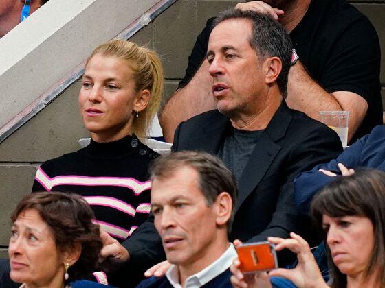 Djokovic HasSchwarzman's Supportas Billionaires Gather at U.S. Open
