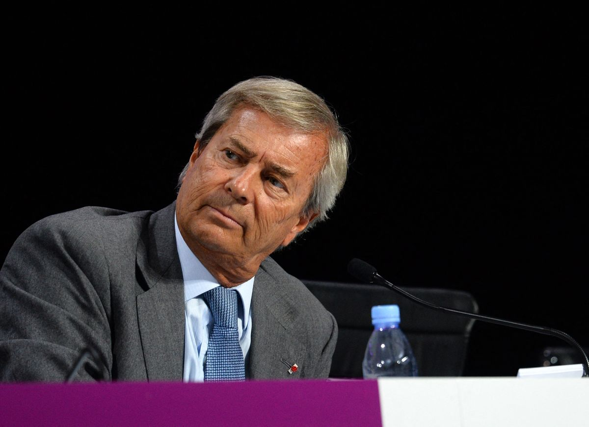 Loeb's Vivendi Investment Primes Battle of the Billionaires