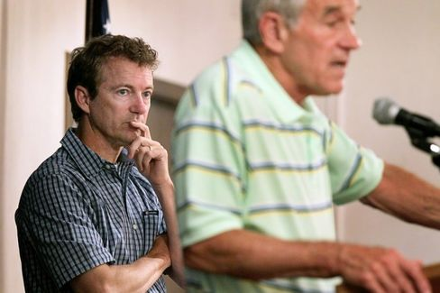 Rand Paul's Daddy Issues