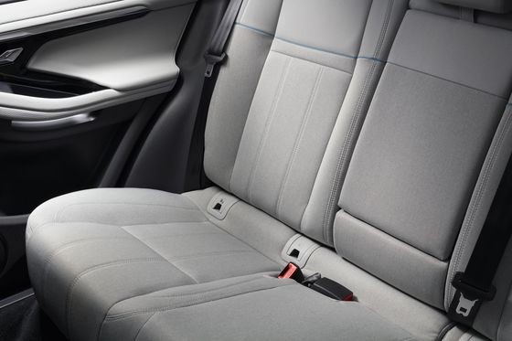 The Seats in Your Next Luxury CarMay BeMade From Soybeans andEucalyptus