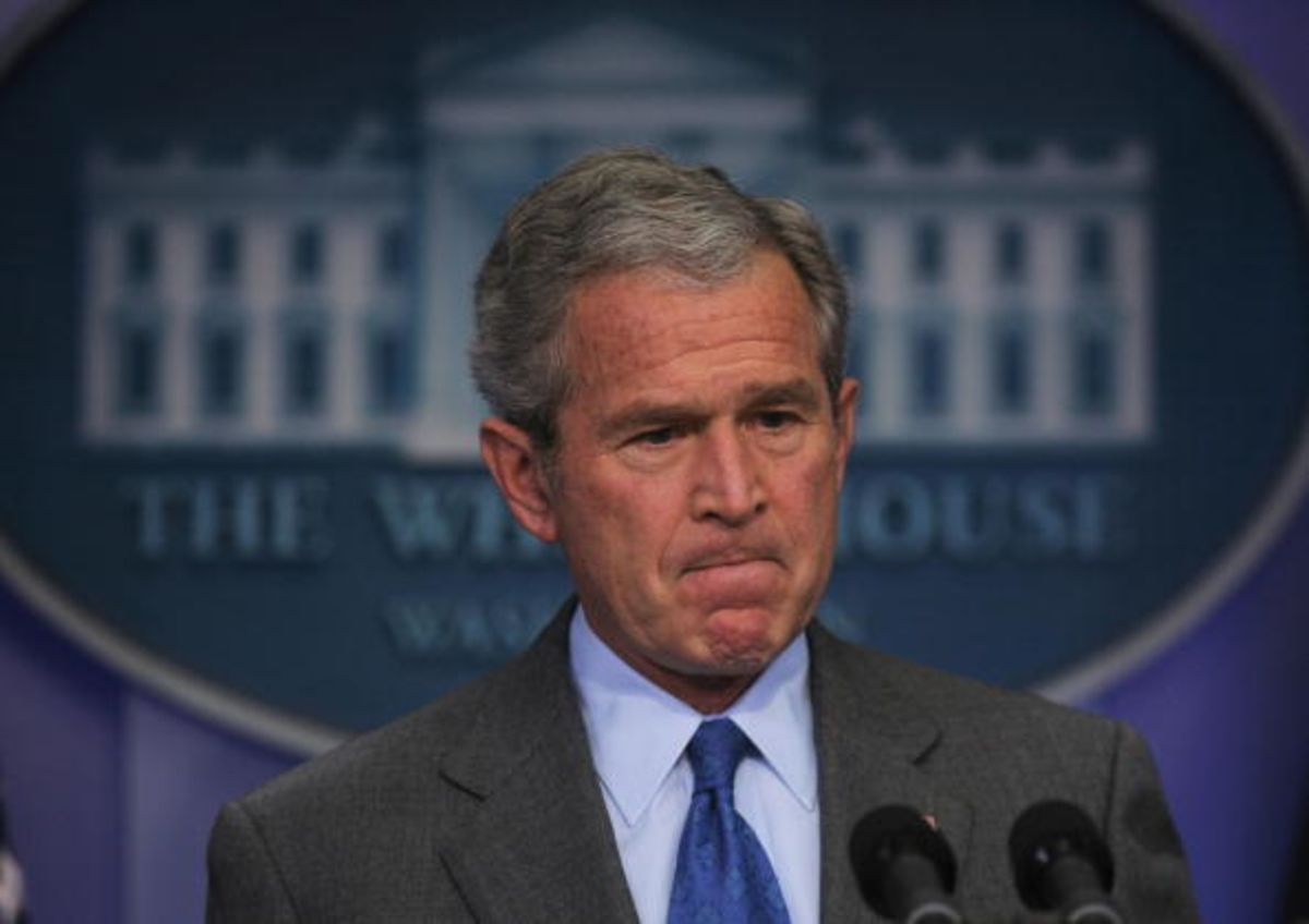 Don't Be Shocked If Trump's Economy Goes the Way of Bush's