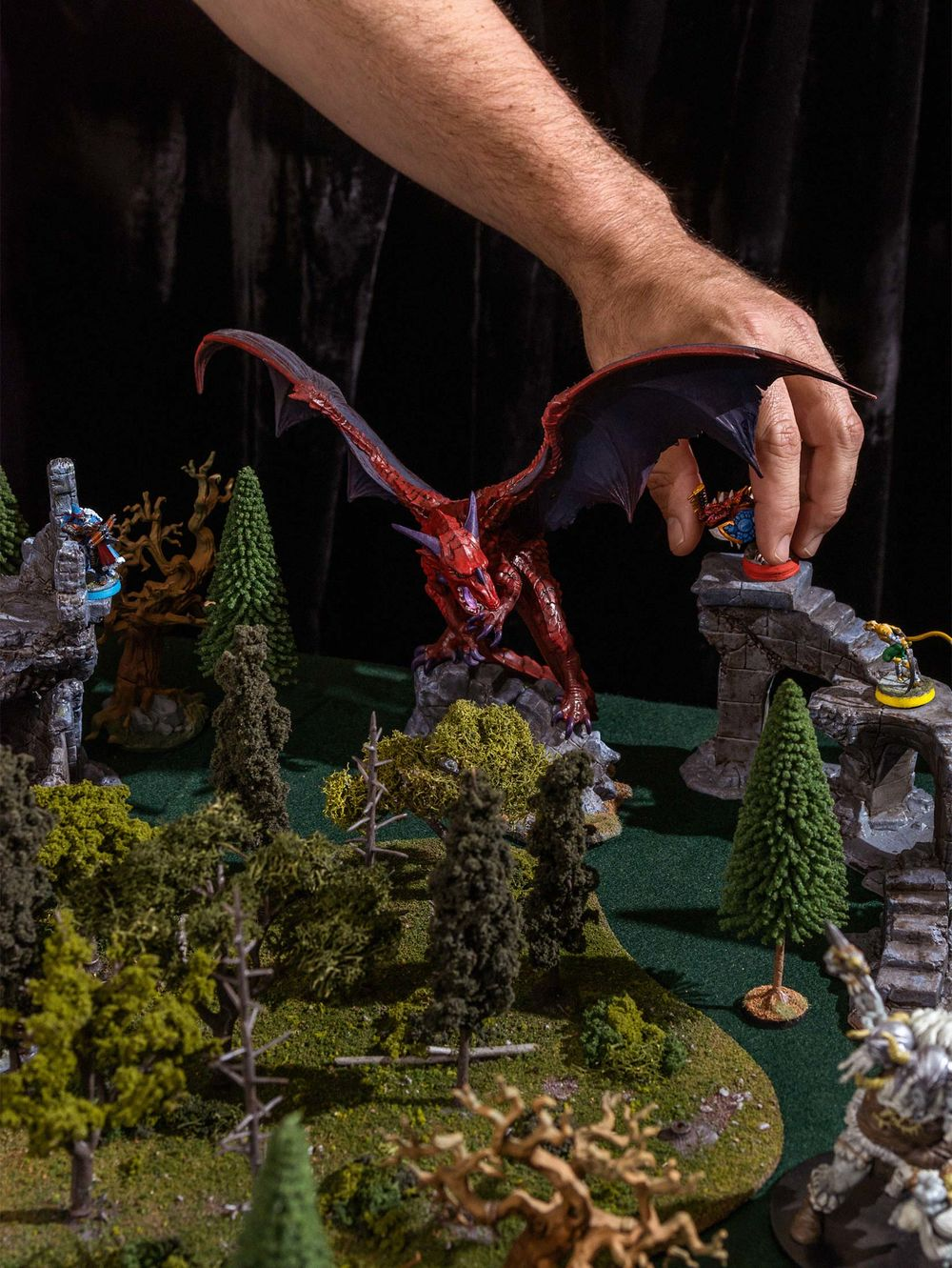 How to Be a Professional Dungeons & Dragons Master Hosting Games
