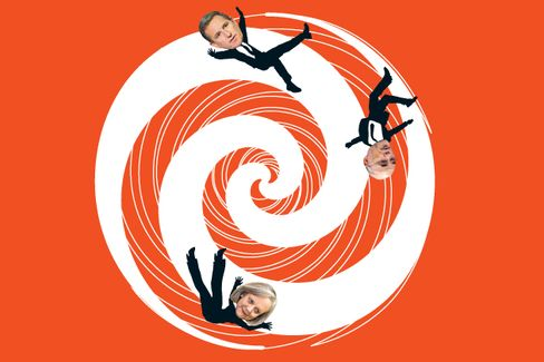 Can Meg Whitman Reverse Hewlett-Packard's Free Fall?