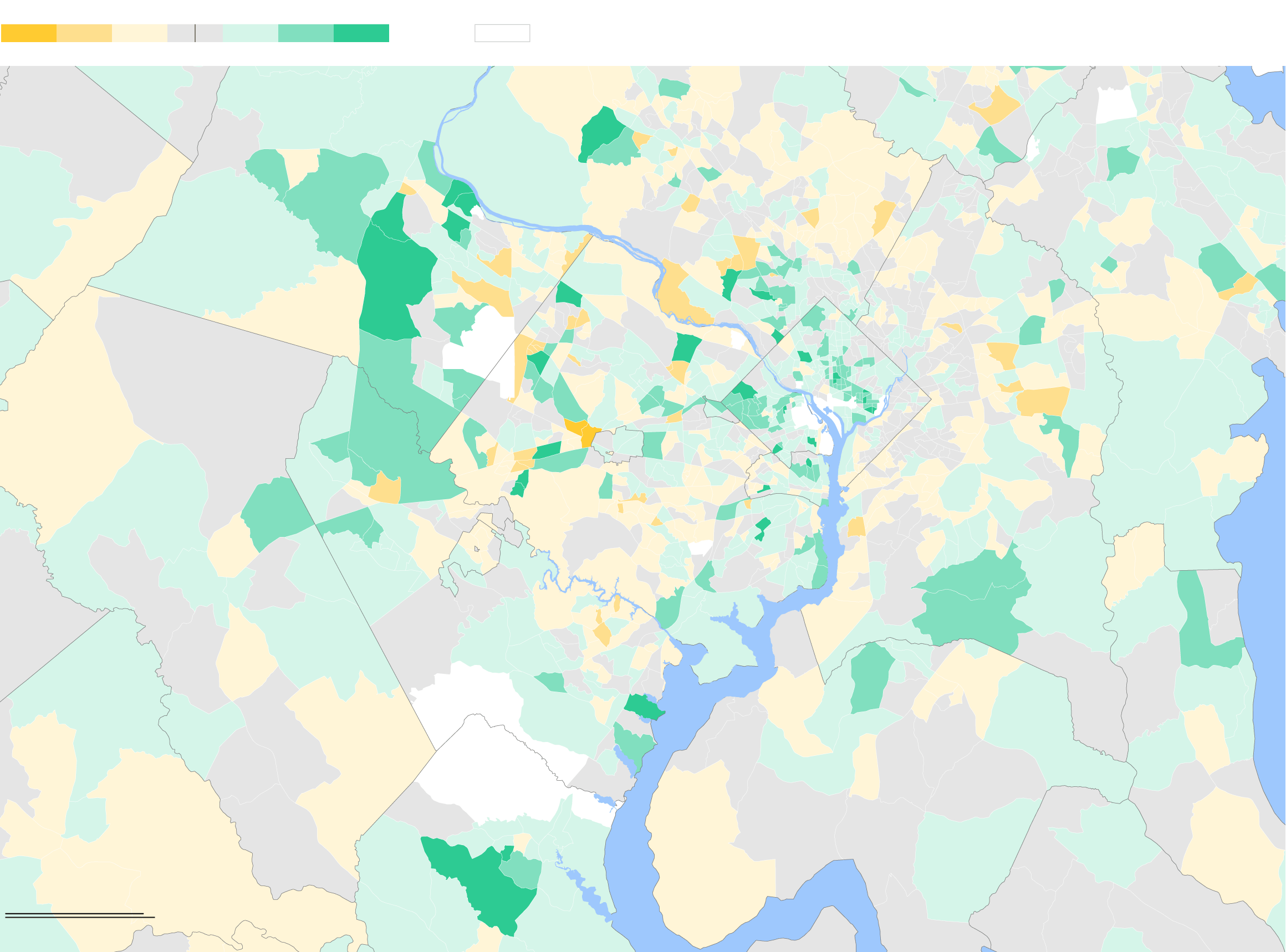 These Are The Neighborhoods Attracting America S Richest Bloomberg
