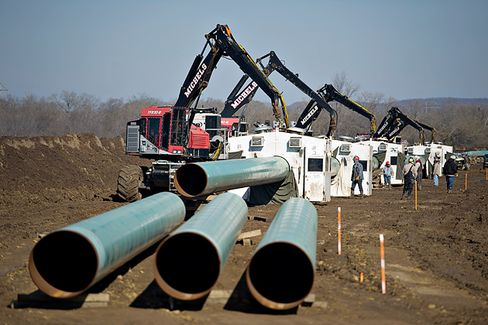 Keystone (XL) Cops, Part XLVIII: Pipeline Gets State Department???s Green Light
