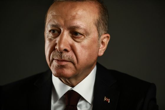 Erdogan Economy Isn't Tanking Like Lira as Turkey Heads to Polls