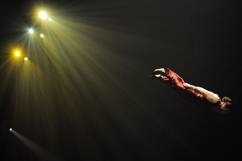 A Death Rocks Cirque du Soleil