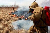 Russia's Irkutsk Region hit by wildfires