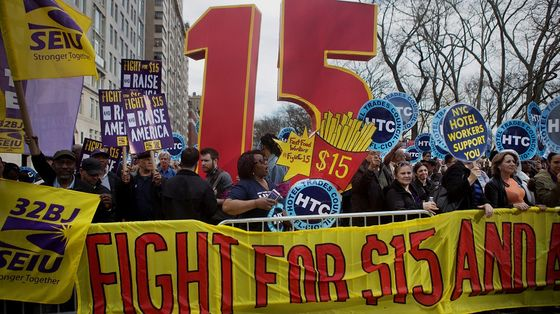 Key Senators Float Corporate Tax to Enable Minimum-Wage Hike